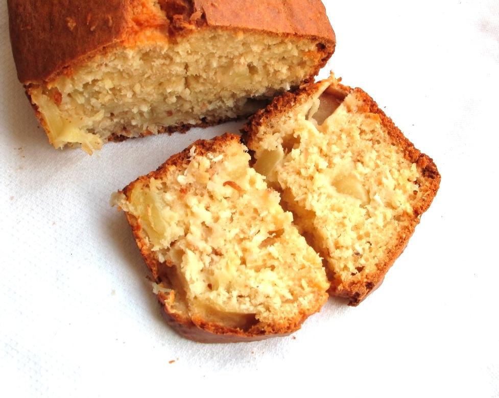 Ciasto Ananasowo Kokosowe