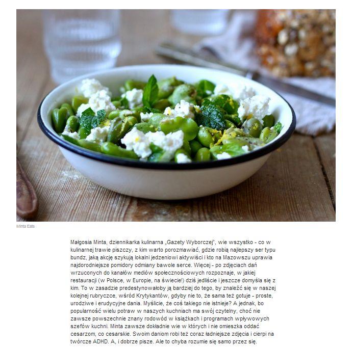 Ranking blogów kulinarnych weekend.gazeta.pl