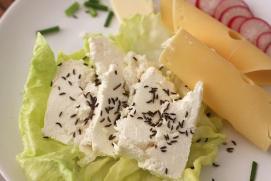 Śniadaniownia - zestaw serowy
