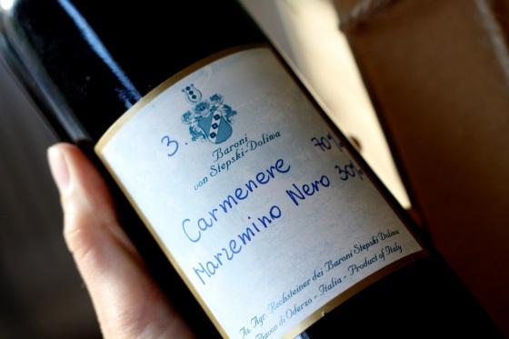 Wina od von Stepskiego-Doliwy