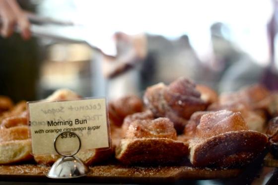 Słynne poranne bułeczki z Tartine Bakery