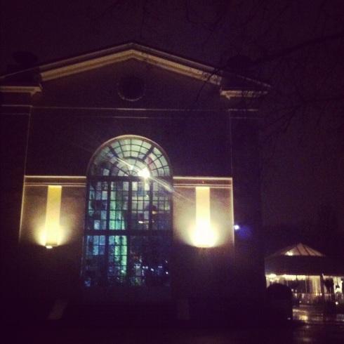 Belvedere. Bon nuit