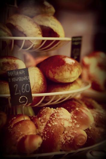 Chleb Sklep - słodkie