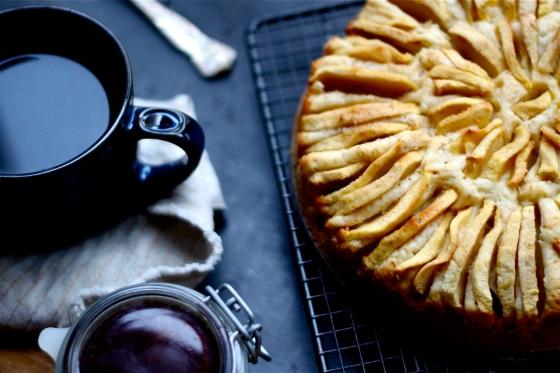 Ciasto z jabłkami z French Laundry