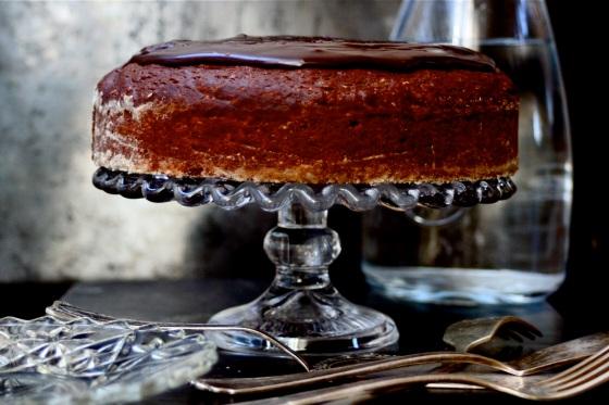 Czekoladowe ciasto z Baileys