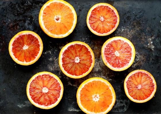 Pomarańcze od Justyny i Andrei