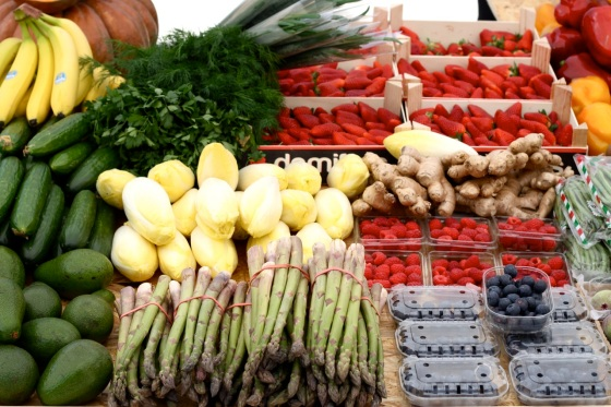 Warzywa i owoce - do koszyka