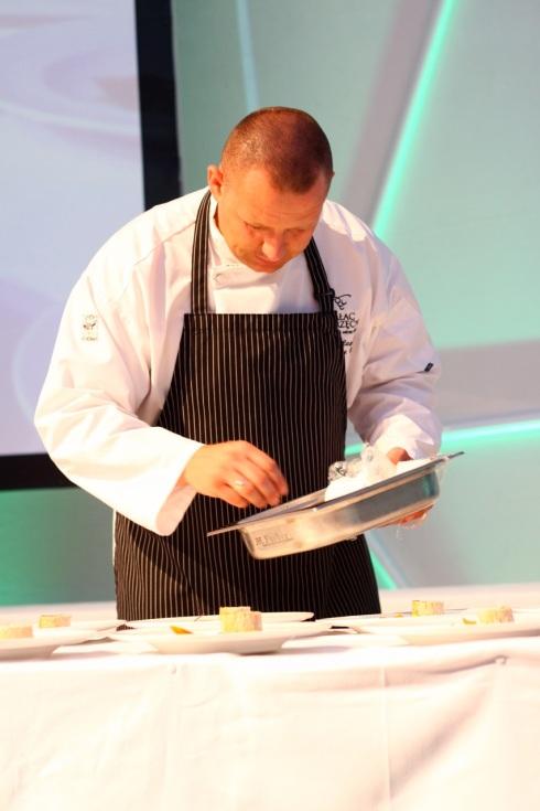 Chef Dawid łagowski