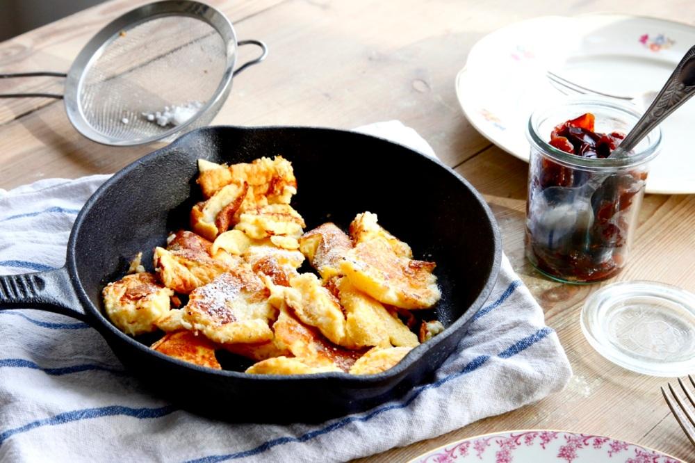 Omlet cesarski, czyli Kaiserschmarrn