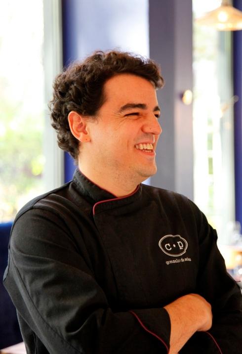 Gonzalo de Salas Smith - szef kuchni Casa Pablo
