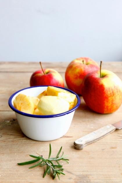 Pora na jabłka