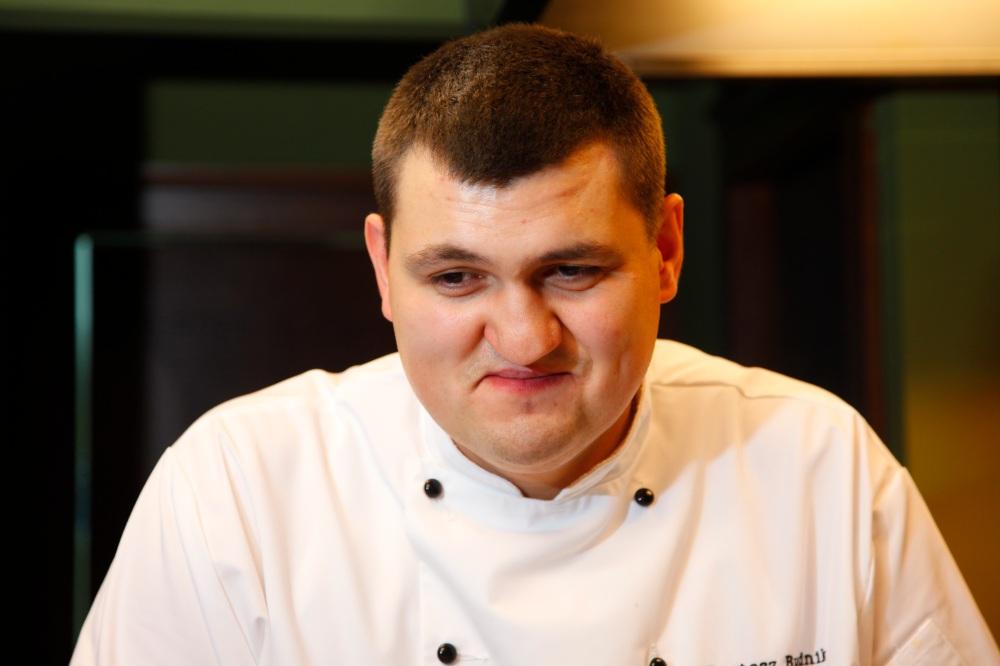 Chef Bartosz Budnik, Restauracja Romantyczna