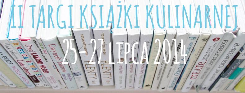 II Targi Książki Kulinarnej