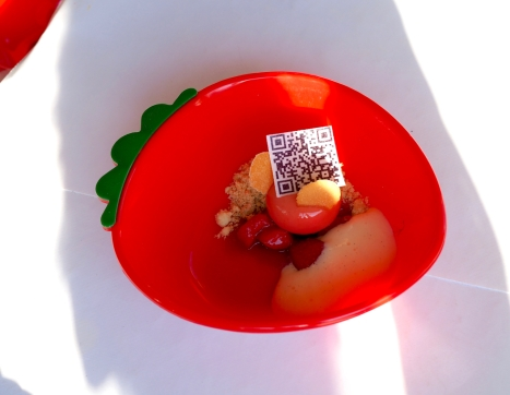 Sernik truskawkowy, Borkonyha