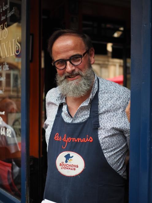 Właściciel Les Lyonnais