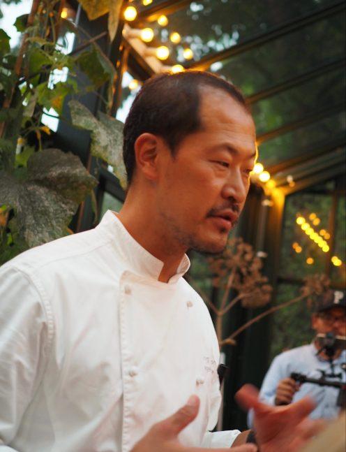 Sang-Hoon Degeimbre