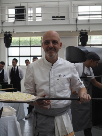 Franco Pepe, twórca słynnej pizzerii Pepe in Grani
