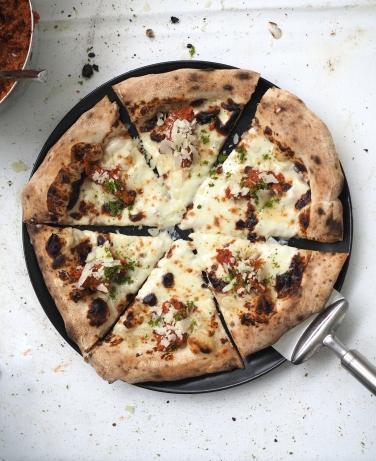 Pizza od Franco Pepe
